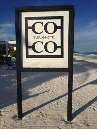 Coco Tulum Beach