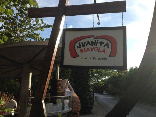 Coco Tulum: Juanita Diavola Pizzeria