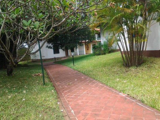 Mwembe Resort: Tropical paradise