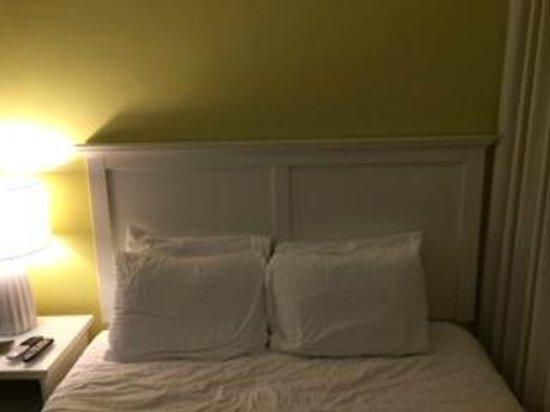 Premiere Hotel: Ótima cama.