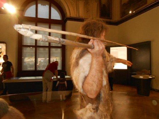 Muséum d'histoire naturelle de Vienne : chasse