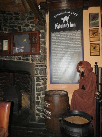 Kyteler's Inn: The story