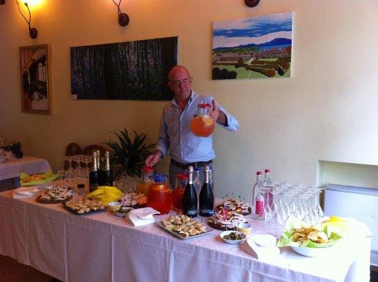 Le Lasse Cafe : Aperitivo per i vostri eventi speciali - matrimoni, cresime, comunioni, compleanni
