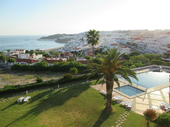 Hotel Almar: View from room