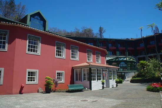 Accueil Quinta do Monte