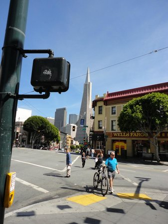 Little Italy : NORTH BEACH  - San Francisco
