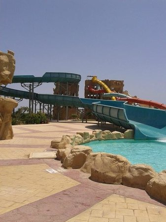 Tirana Aqua Park Resort: Waterpark