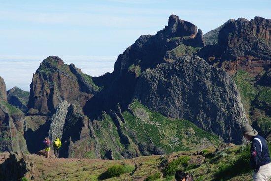 Pico do Arieiro: Pico do Ariero