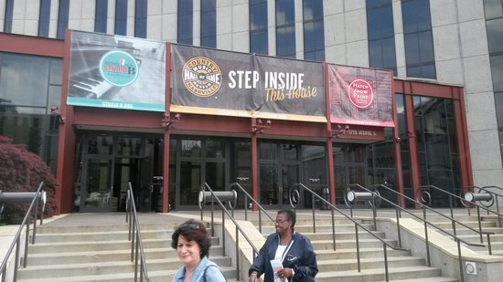 Country Music Hall of Fame and Museum: Country Music Hall of Fame