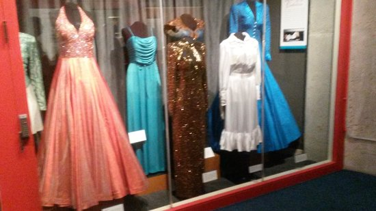 Country Music Hall of Fame and Museum: Some of Reba Mc Intire's clothes