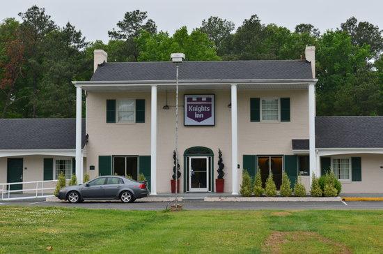 Knights Inn Glen Allen VA: Welcome to Knights Inn Glen Allen