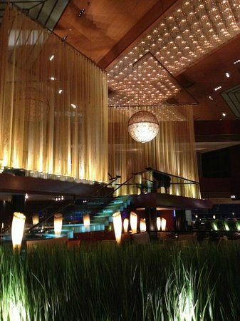 Ana Intercontinental Tokyo : There are many restaurant and bars available within the hotel
