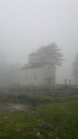 The Monastery of Saint Peter (Sveti Petar Cetinjski) : 1