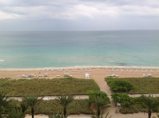 Grand Beach Hotel Surfside: view from the balcony