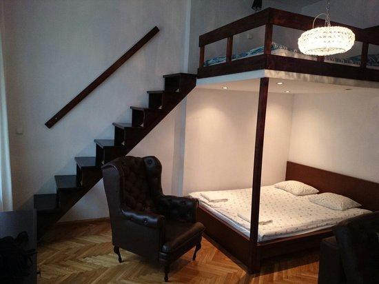 Fresh Apartments : Die Betten