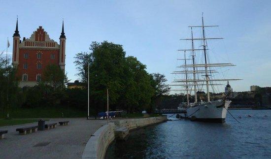 STF af Chapman & Skeppsholmen Hostel : Af Chapman 2