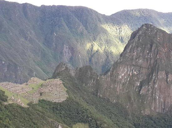Cusco Explorers: vista de la Puerta del Sol