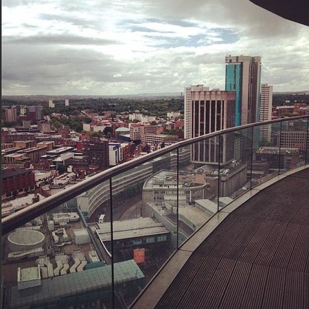 Staying Cool at the Rotunda: View