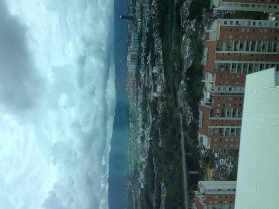 Holiday Inn Bucaramanga Cacique : Vista desde la habitación