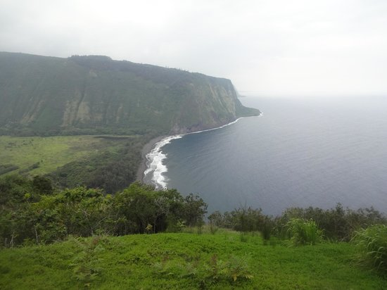 Waipi'o Valley: beautiful
