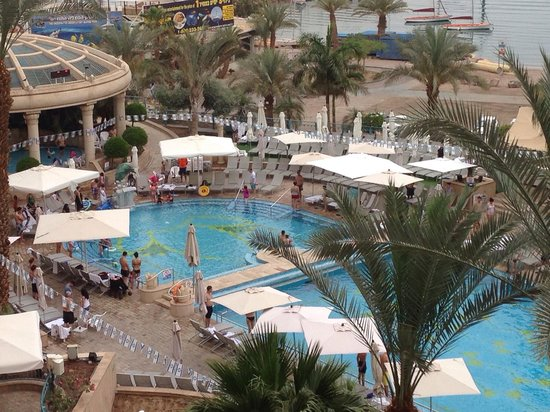 Queen of Sheba Eilat : Piscine