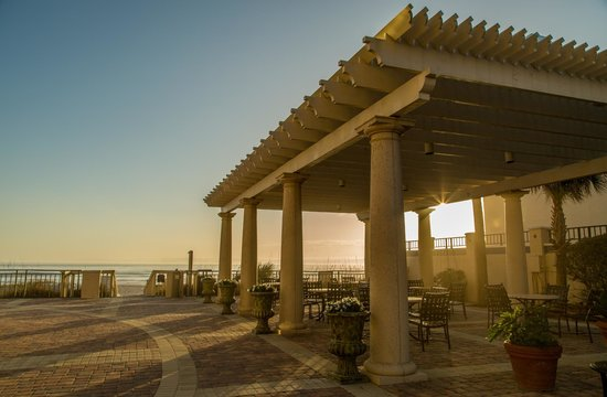 The Lodge and Club at Ponte Vedra Beach : Oceanfront Trellis