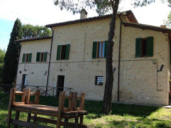 "Agritourism ""The Vineyard"" : Esterno"