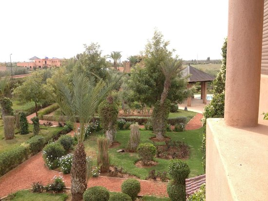 Villa President: View of grounds