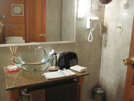 Villa Floreal: Banheiro