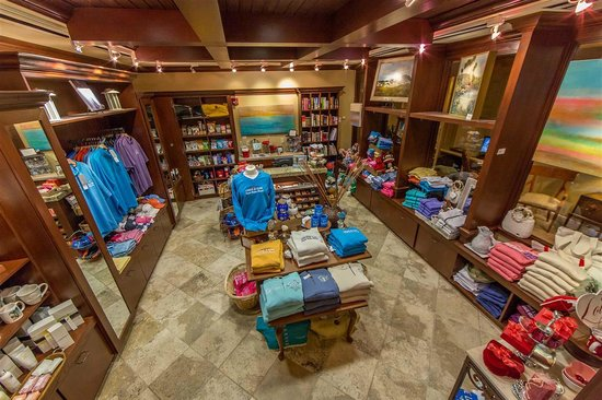 The Lodge and Club at Ponte Vedra Beach : Lobby Shop