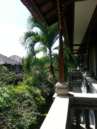 Sahadewa Resort & Spa: Vista