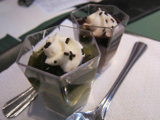 Furin Kazan: Complimentary dessert