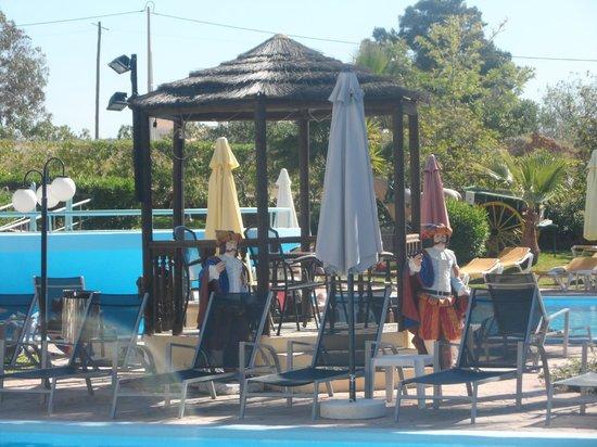 Baia Grande: Pool Gazebo