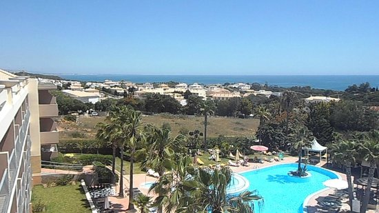 Baia Grande: View from the top floor