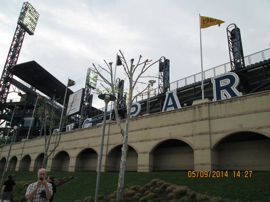 PNC Park: From the River