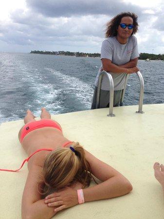 Alex Scuba : Diving is fun with Alex