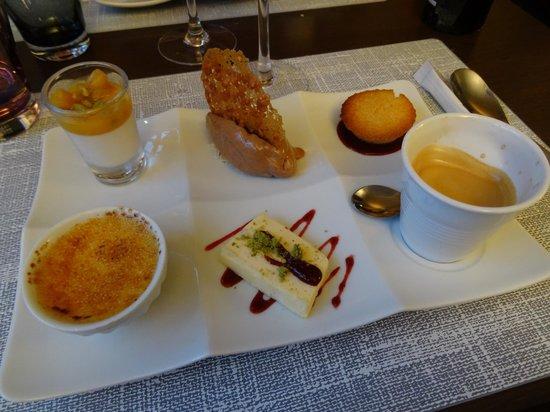 Le P'tit B : Dessert gourmand