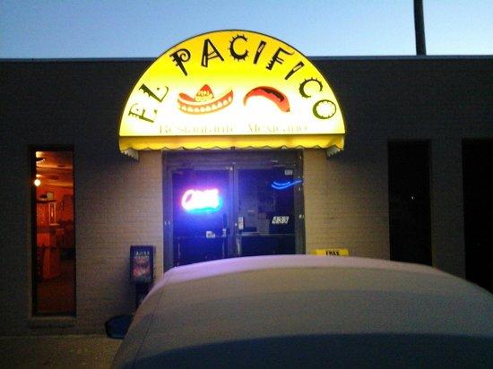 Pacifico Mexican Restaurant: El Pacifico