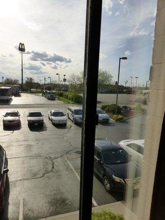 Comfort Inn Northeast: Room view