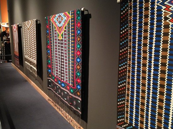 Albuquerque Museum Navajo Rugs