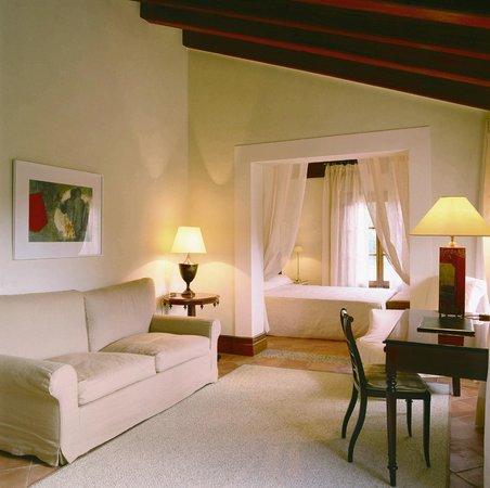 Valldemossa Hotel: Habitation Room Zimmer