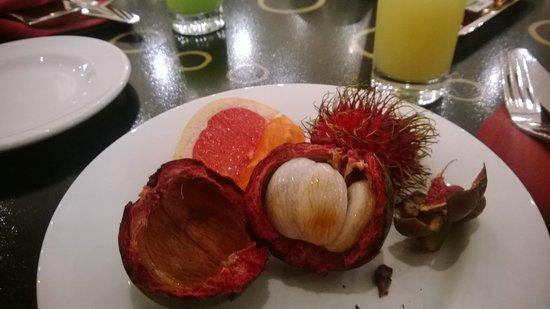 InterContinental Kuala Lumpur: Fruit