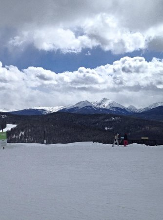 Vail Mountain Resort: beauty