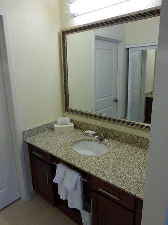 Residence Inn Pittsburgh Monroeville/Wilkins Township: Sink