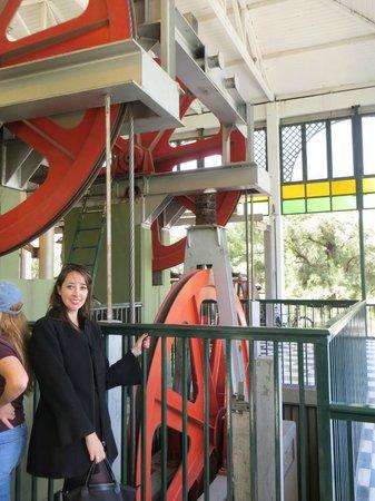 Salta Tram (Teleferico) : en la fila