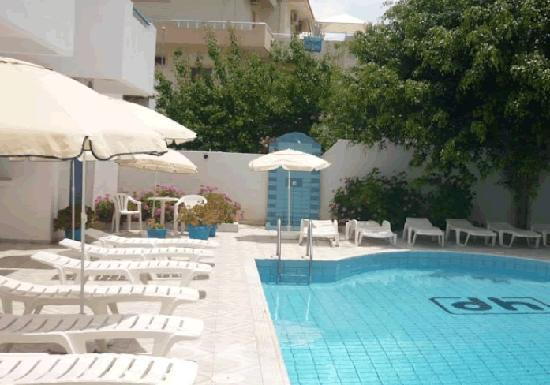 Central Hersonissos Hotel : Central Pool