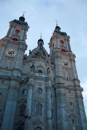 Fürstabtei St. Gallen: vista externa