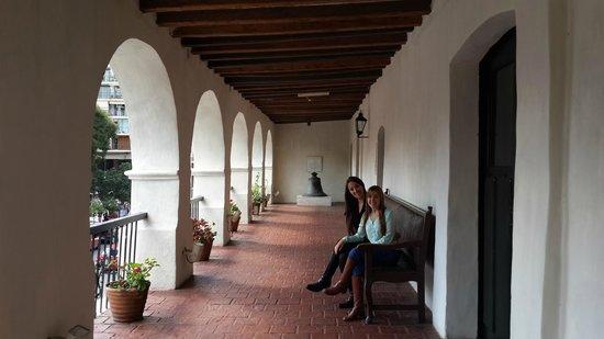 Salta Cabildo: en el balcon
