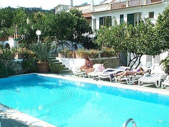 Hotel Vittorio : piscina