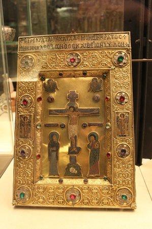 Basilique Saint-Marc : Tresor